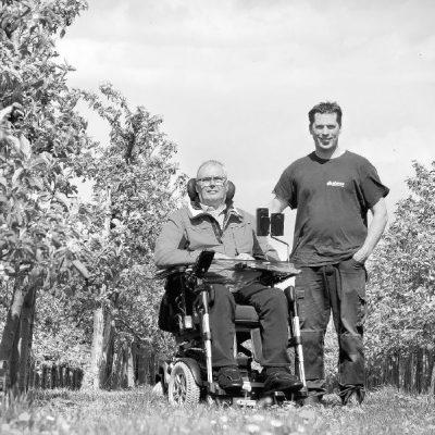 Fruitteler Rijk blij met uitgebreide verzekering