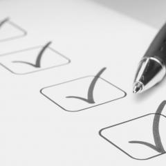 Checklist verklein de kans op inductieschade